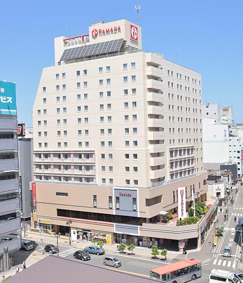 ラマダホテル新潟