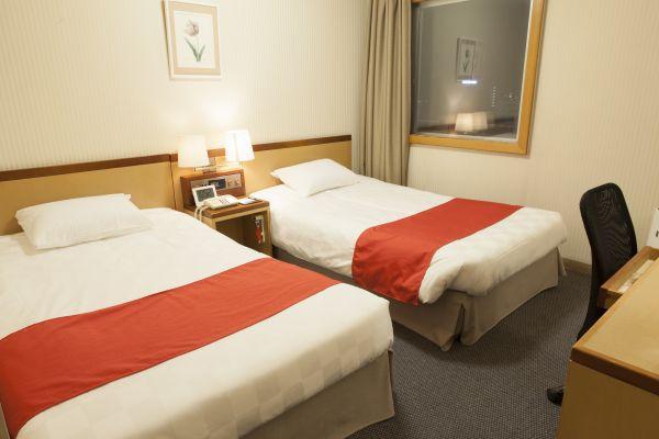 ラマダホテル新潟 ツインルーム